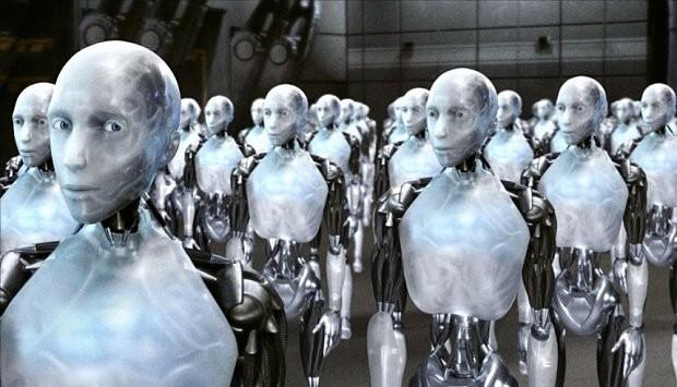 iRobot - Robots